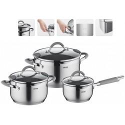 Набор посуды серии NITA 726918 + Чайник NITA 726902