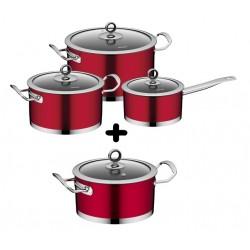 Набор посуды серии CERVENA 726518/513