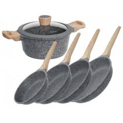 Набор посуды MINERALICA 111111SM из 15 предметов
