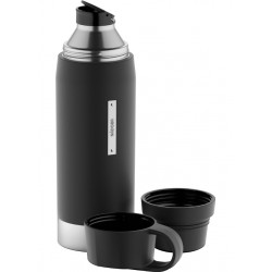 Термос с 2 чашками NADOBA серия ALBA 735011 1 литр
