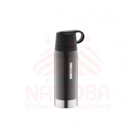 Термос с 2 чашками NADOBA серия GVEN 735111 1 литр