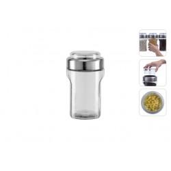 Ёмкость для сыпучих продуктов с мерным стаканом PETRA 1,15 литра 741012