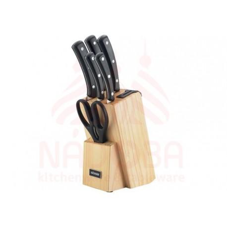 Набор ножей HELGA 6 предметов