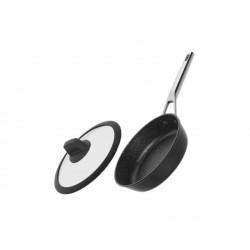 Сковорода Nadoba с крышкой серии SILVA 20 см 729319