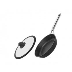 Сковорода с антипригарным покрытием SILVA 24 см 729318