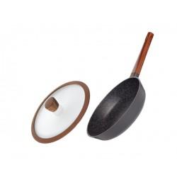 Сковорода Nadoba с крышкой серии OLDRA 26 см 728817