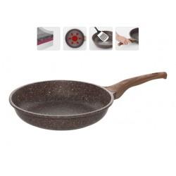 Сковорода с антипригарным покрытием Greta 28 см 728616