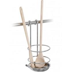 Подставка для кухонных инструментов на рейлинг BOZENA 701130