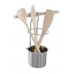 Держатель для кухонных инструментов на рейлинг BOZENA 701131