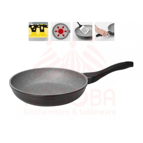 Сковорода с антипргарным покрытием GRANIA 26 см
