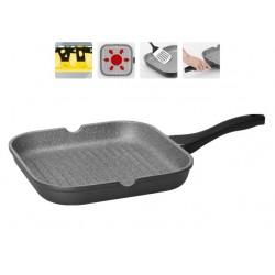 Сковорода-гриль с антипригарным покрытием GRANIA 28*28 см