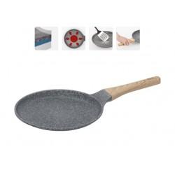Сковорода блинная с антипригарным покрытием MINERALIKA 24 см