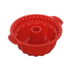 Форма для круглого кекса глубокая силиконовая NADOBA серии MILA 762019