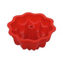 Форма для круглого кекса малая силиконовая NADOBA серии MÍLA