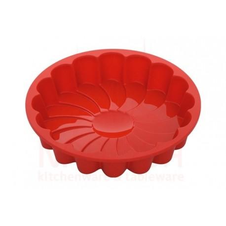 Форма для выпечки в виде цветка силиконовая NADOBA серии MÍLA