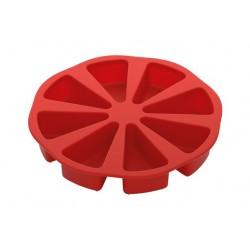 Форма для порционного торта силиконовая NADOBA серии MÍLA