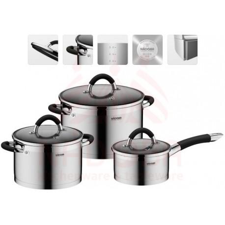 Набор посуды серии OLINA 6 предметов