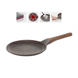 Сковорода блинная с антипригарным покрытием Greta 24 см