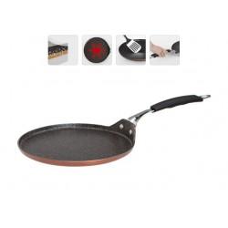 Сковорода блинная с антипригарным покрытием MEDENA, 25 см 728721
