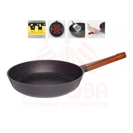 Сковорода с антипригарным покрытием OLDRA, 28 см