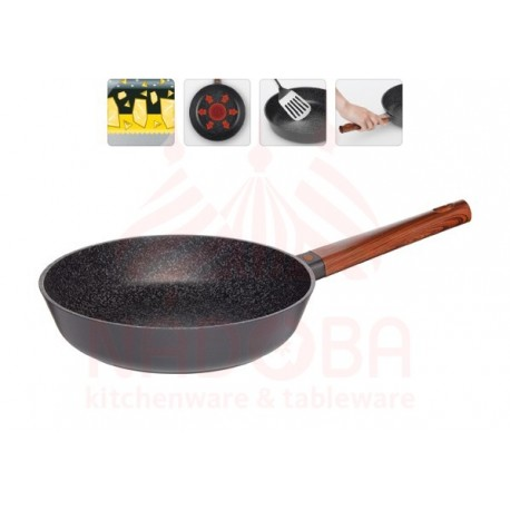 Сковорода с антипригарным покрытием OLDRA, 26 см