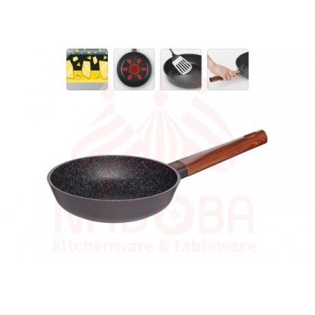 Сковорода с антипригарным покрытием OLDRA, 20 см