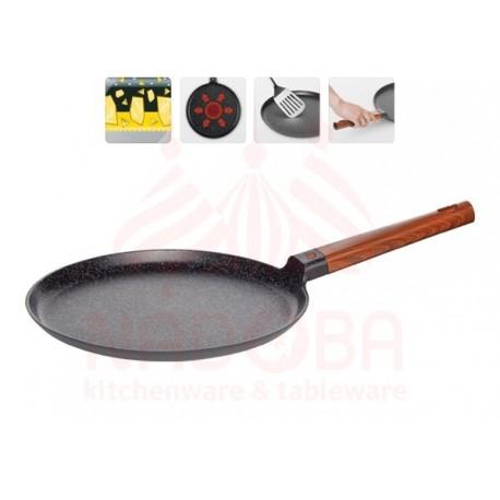 Сковорода блинная с антипригарным покрытием, 28 см